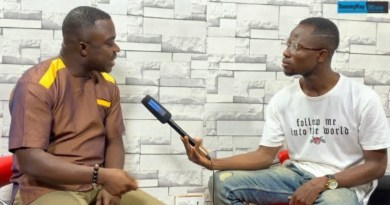 Video:Nam 1 is bouncing back big time – Sammy Flex reveals as he resumes radio