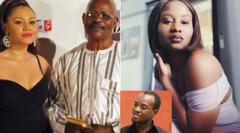 Video: It was very weird and disrespectful to ask my father, If he is the biological father of Nadia Buari – Esbee