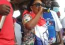 Afia Schwarzeneggar mounts NPP campaign platform
