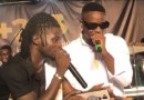 Video: Kuami Eugene and Sarkodie performs controversial 'Happy Day' song together