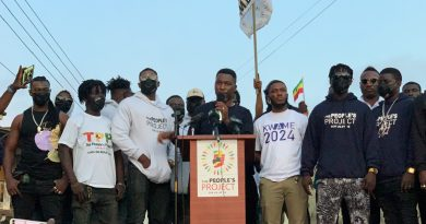 """Video:""""Sakawa"""" parties -A Plus fires  """"NPP and NDC"""