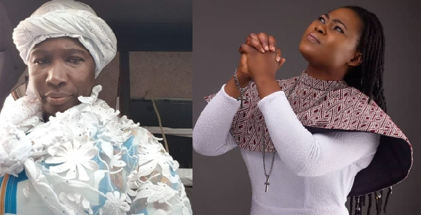 Video: Go back to your husband – Prophetess Cecilia Marfo tells Joyce Blessing