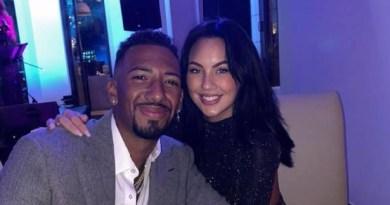 Jerome Boateng's ex-girlfriend found dead, two weeks after their break-up
