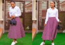 Video: A lot of people tell me to go back to school – Akuapem Poloo explains