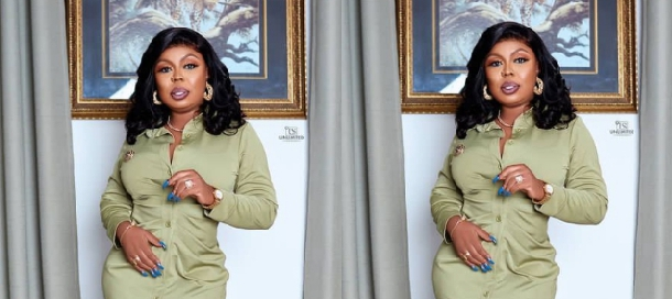 "Video: ""I have been married for over a year now"" – Afia Schwar reveals"