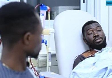 Video:  I gave up on life – Eyoh Soundboy cries out for help as he battles kidney failure
