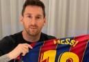Lionel Messi leaves Barcelona