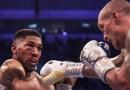 Oleksandr Usyk defeats Anthony Joshua, becomes heavyweight champion