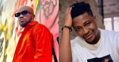 Video: Krymi doesn't need my help to get a hit song – Mr Drew