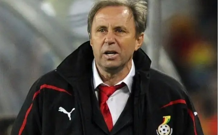 Coach Milovan Rajevac to arrive in Ghana early next week for unveiling as new Black Stars coach