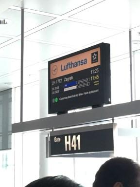 Auf nach Zagreb