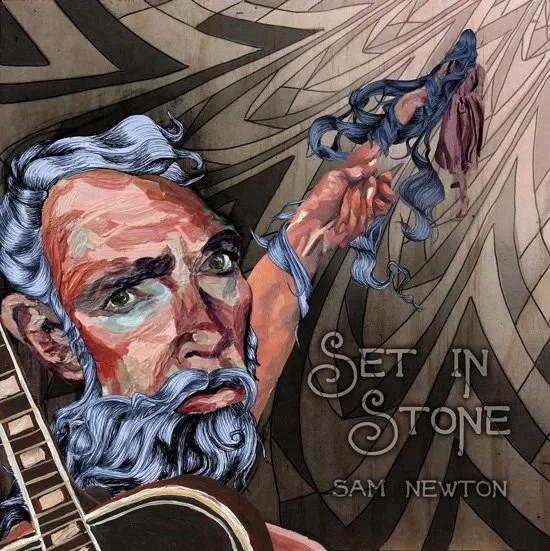 Set in Stone Album Cover