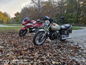 Moto Guzzu, BMW