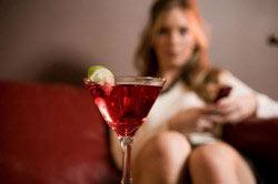 ¿Qué se compromete con alcohol y fumar?