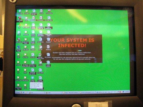 Самые опасные компьютерные вирусы • Интернет