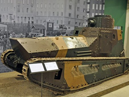 Svijet tenkova je 6 šibica