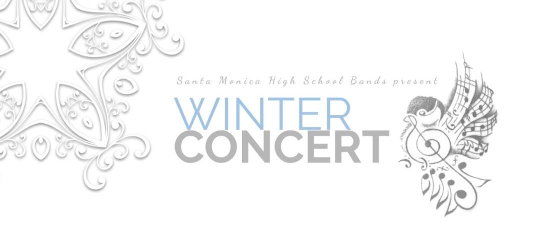 Winter Concert 2020 logo