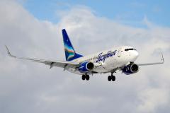 Boeing 737-700 (Боинг 737-700) - Якутия. Фотографии и описание