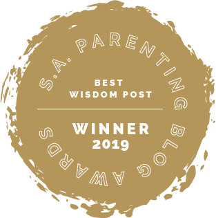 SA Parenting Blog Awards