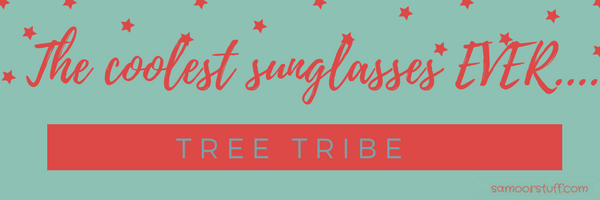 coolest sunglasses from tree tribe