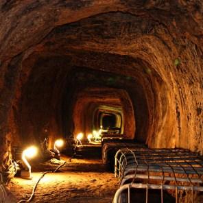 efpalinio tunnel