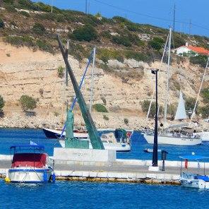pythagoras fom boat