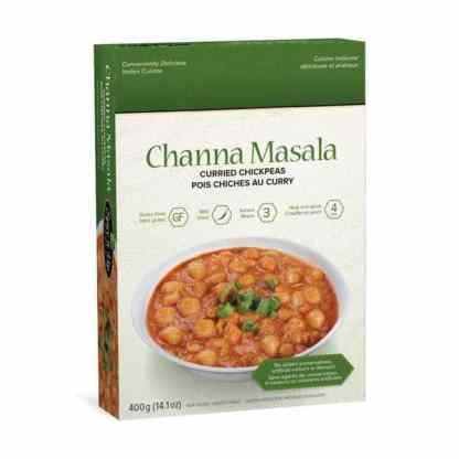 Channa Masala Box