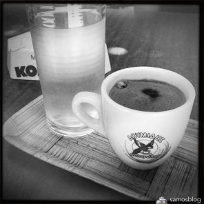 The best Greek coffee in Kastania