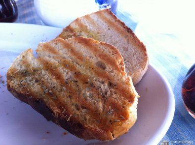 Toasted bread, Tsabou