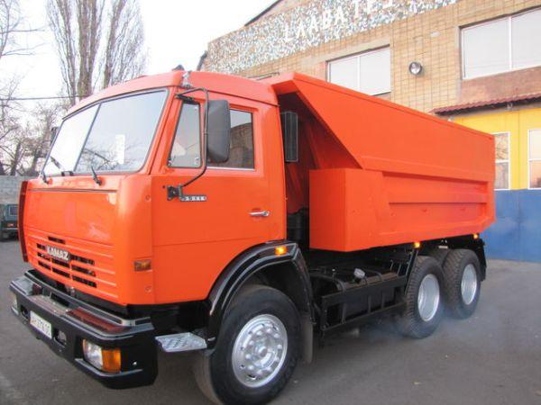 Камаз 55111 13 тонн