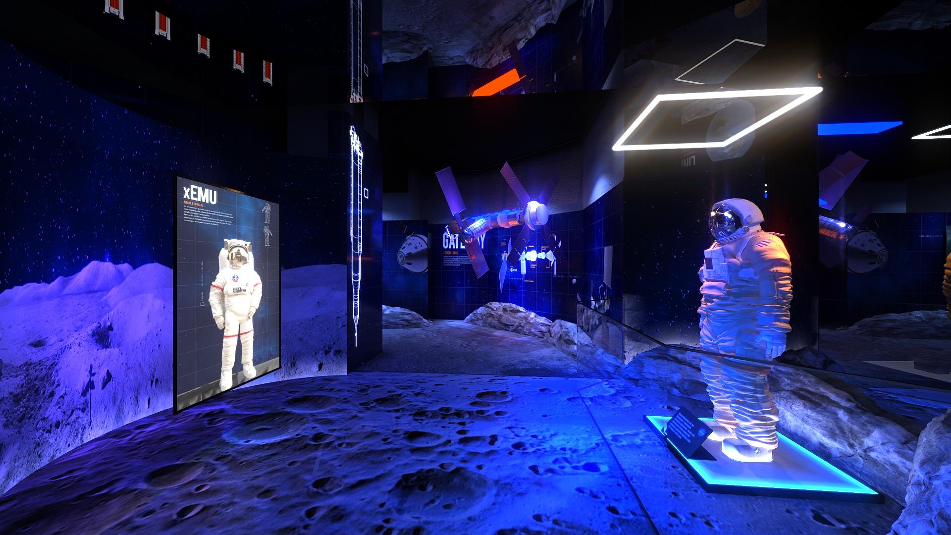 Farol Santander - Futuro Espacial