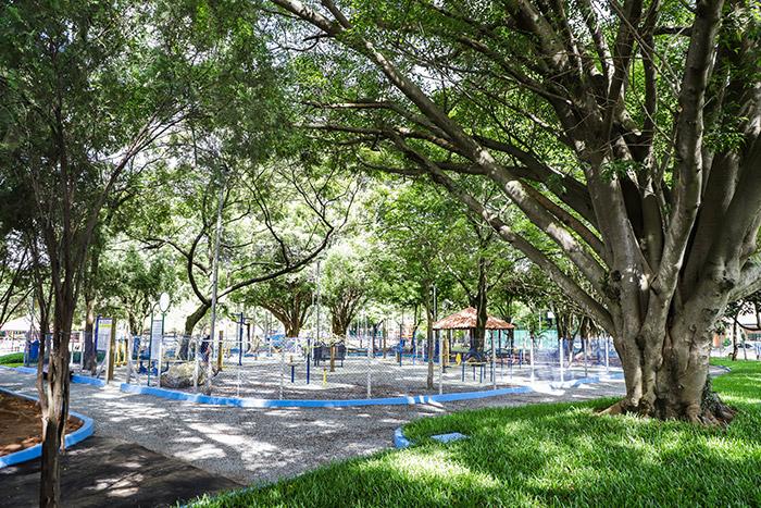 Espaço Verde Chico Mendes,
