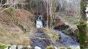 Random waterfall by Loch Awe
