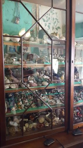 A La Ronde Cabinet Of Shells