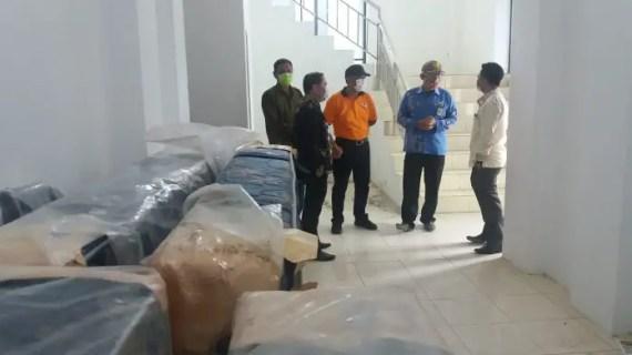 DPRD Kotim, Apresiasi Pergerakan Pemkab Kotim Dalam Mengantisipasi Covid-19