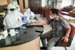 Banyak anggota DPRD Kotim tidak hadir rapid test COVID-19