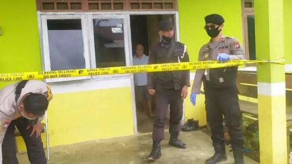 Ibu muda di Kotim curi pisau tetangga untuk membunuh anak kandung