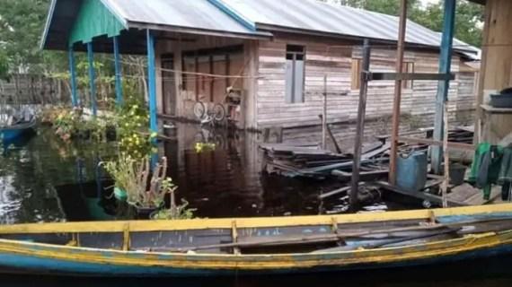 Legislator Minta Pemda Perhatikan Masyarakat Terdampak Banjir