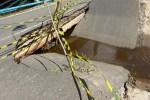 Bupati Kotim minta pemprov perbaiki ambruknya ruas jalan Sampit-Seruyan