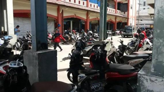 Digratiskan, Parkiran di Sampit akan Dikelola Dishub