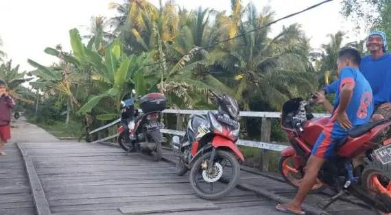 Astaga, Tiga Hari Kecamatan Pulau Hanaut Gelap Gulita