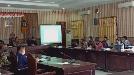 Tujuh Poin Kesepakatan RDP DPRD Dengan Perusahaan Wilayah Tanah Mas