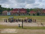 Protes Hasil Pemilu, Aksi Unjuk Rasa di KPU Ricuh