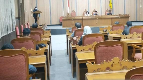 Bapemperda DPRD Kotim apresiasi dukungan terhadap dua raperda inisiatif