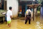 Polisi juga dikerahkan pantau potensi banjir di Kotim