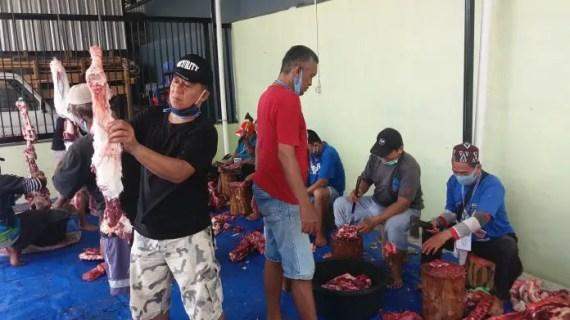 Animo Warga Perumnas Berkurban Masih Tinggi di Tengah Pandemi Covid-19