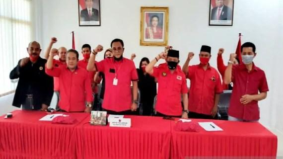 DPC PDIP Kotim siap menangkan Halikinnor-Irawati