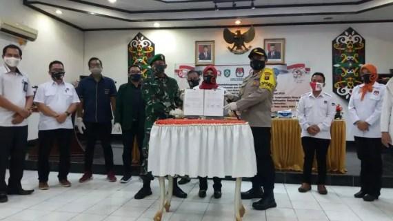 Ketua KPU Kotim Harap Bakal Calon Tak Mendaftar Pada Jam Terakhir, Ini Alasannya