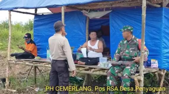 BPD dan Mantir Desa Penyaguan Berubah Pikiran, Sekretaris DAD Kotim : Itu Bukan Wewenangnya