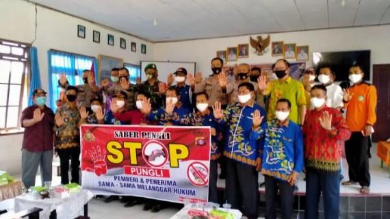 Rubah Mindset Masyarakat Cegah Karhutla, Ini yang Dilakukan Polres Kotim